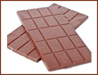 Bio-Vollmilch Schokolade mit 41%