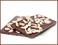 Bio-Vollmilch Schokolade mit Cashewkernen